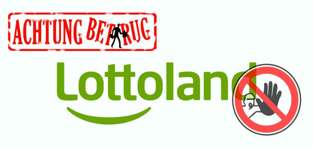 Lottoland.Gratis Betrug