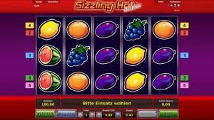 Sizzling Hot Multi